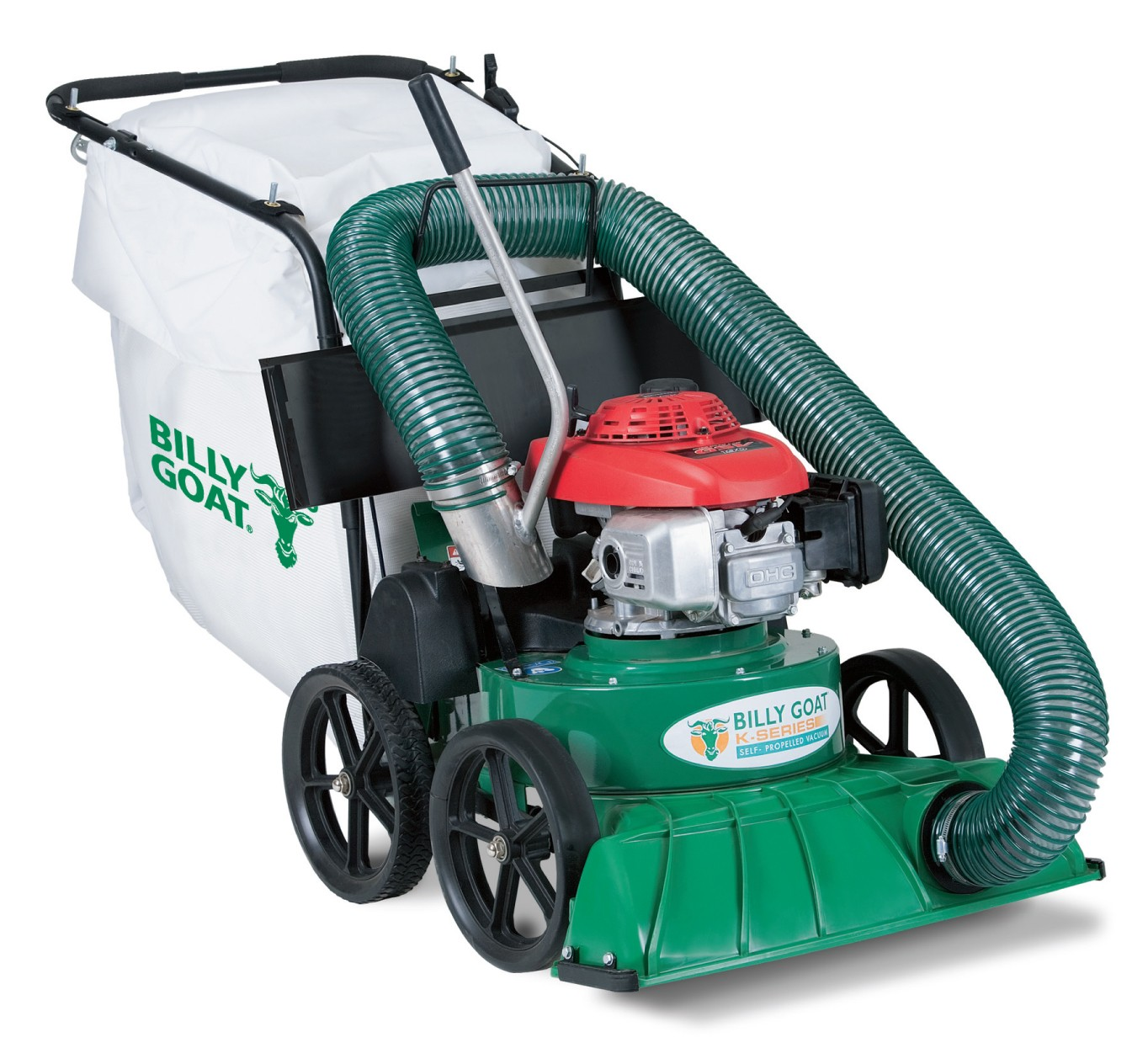 Billy Goat KV650SPH wheeled vacuum