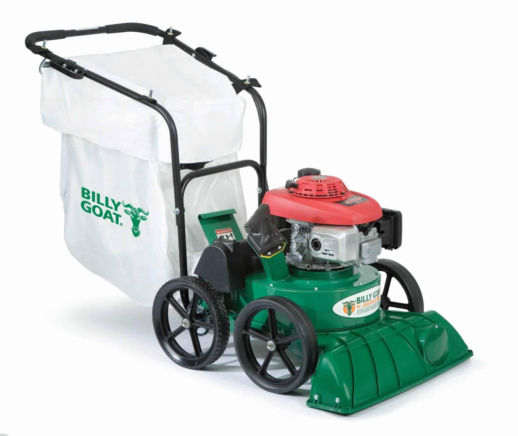 Billy Goat TV650SPH wheeled vacuum