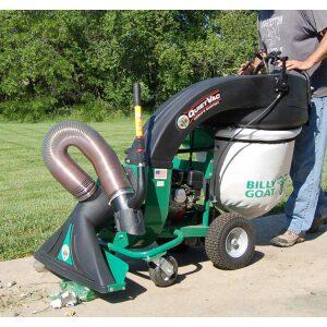 Billy Goat QV900HSP wheeled vacuum