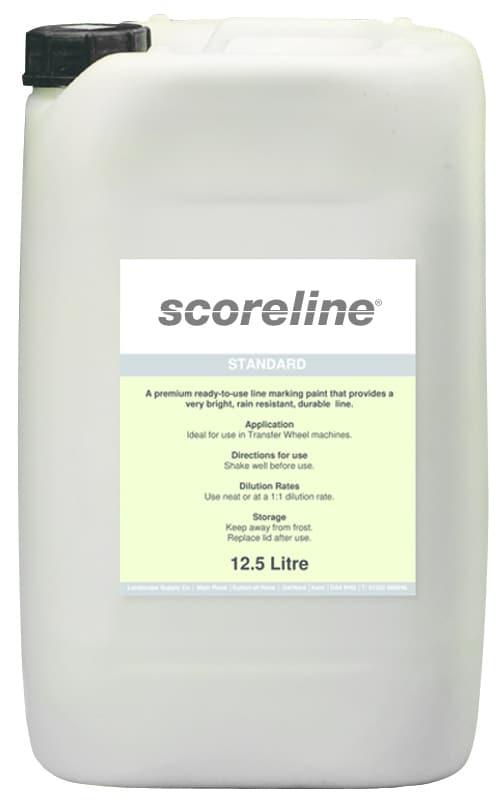Line marking paint standard