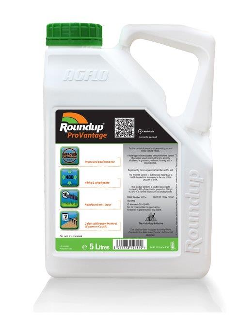 Roundup provantage weedkiller