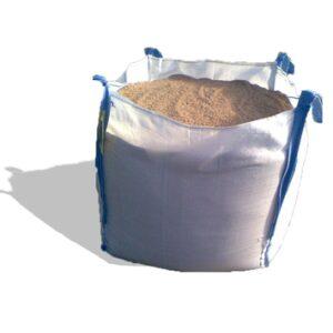 White rock salt/grit 900KG bulk bag