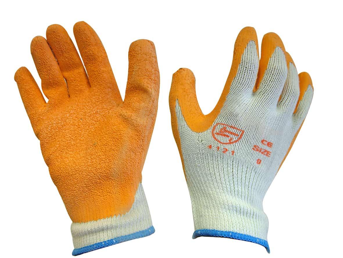 Contractor grip gloves (pk12)