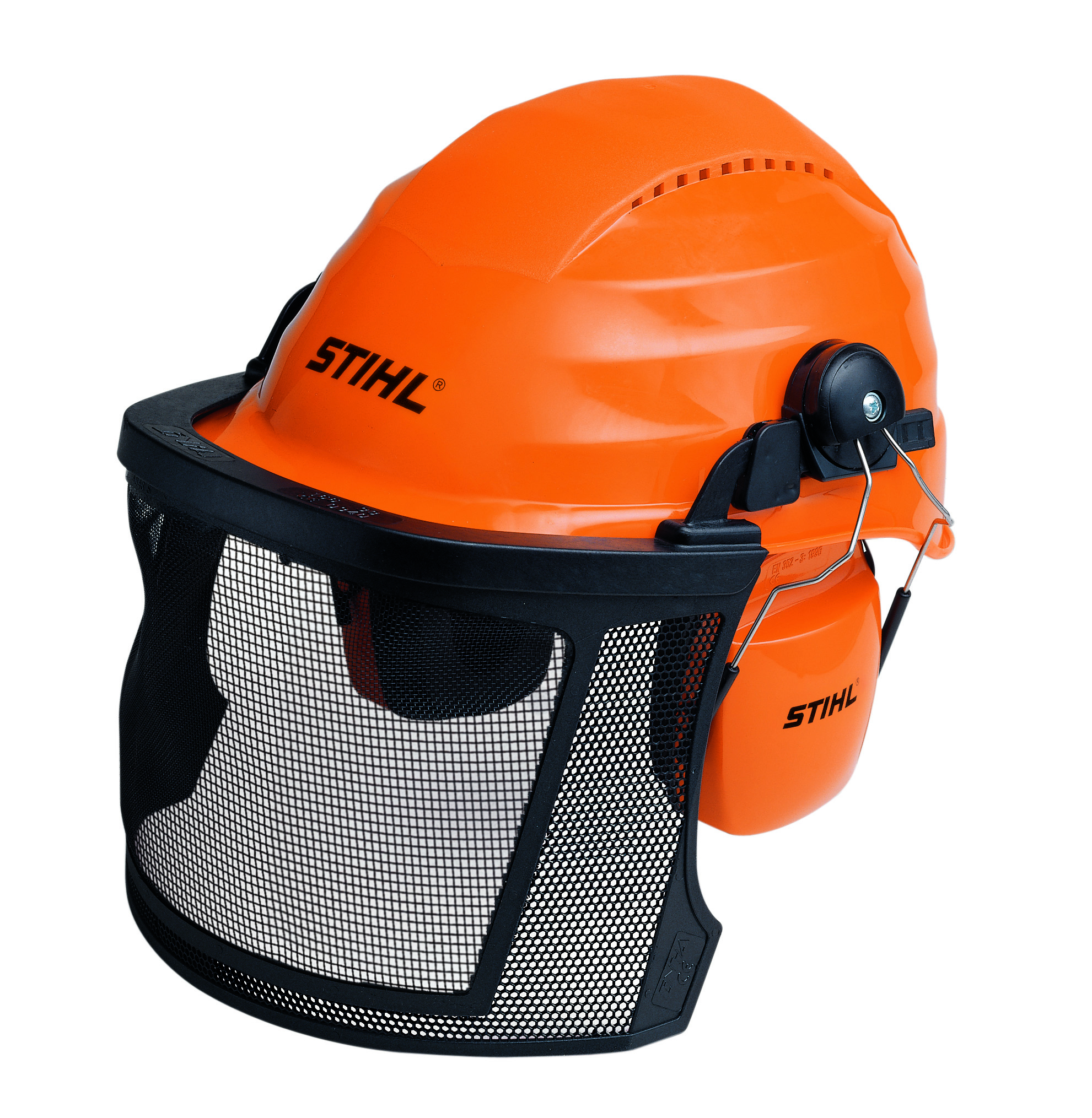 Stihl aero light safety helmet