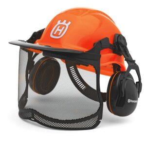 Functional helmet and ear defenders