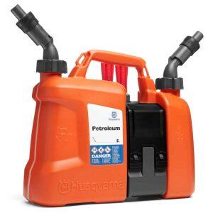 Husqvarna combi oil/fuel can