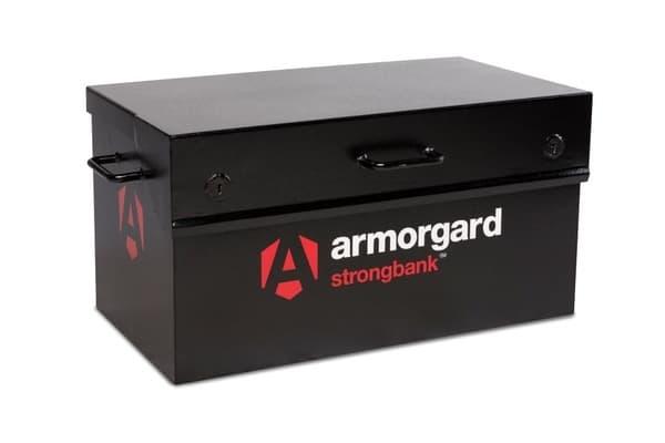Strongbank van box
