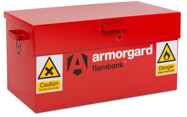 Flambank van box