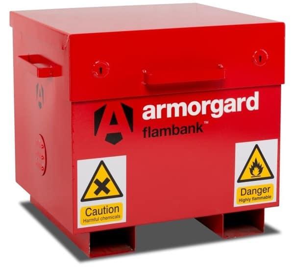 Flambank site box
