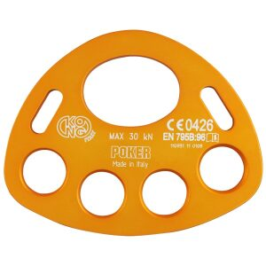 4 hole rigging plate