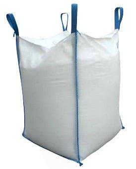 Brown rock salt/grit 900kg bulk bag