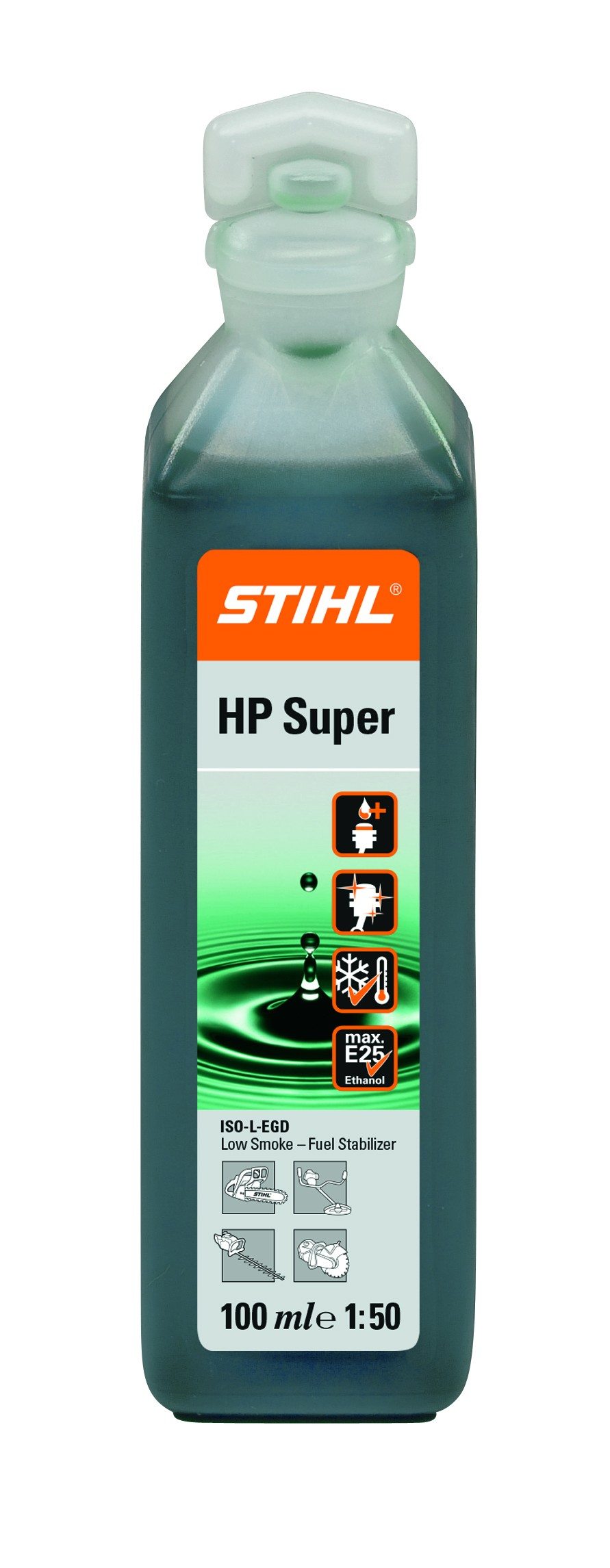 HP super Two stroke engine oil one-shot