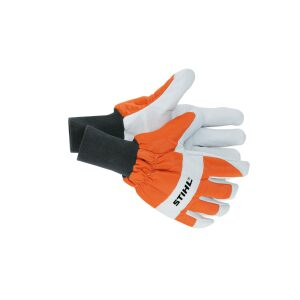 Stihl chainsaw protection gloves