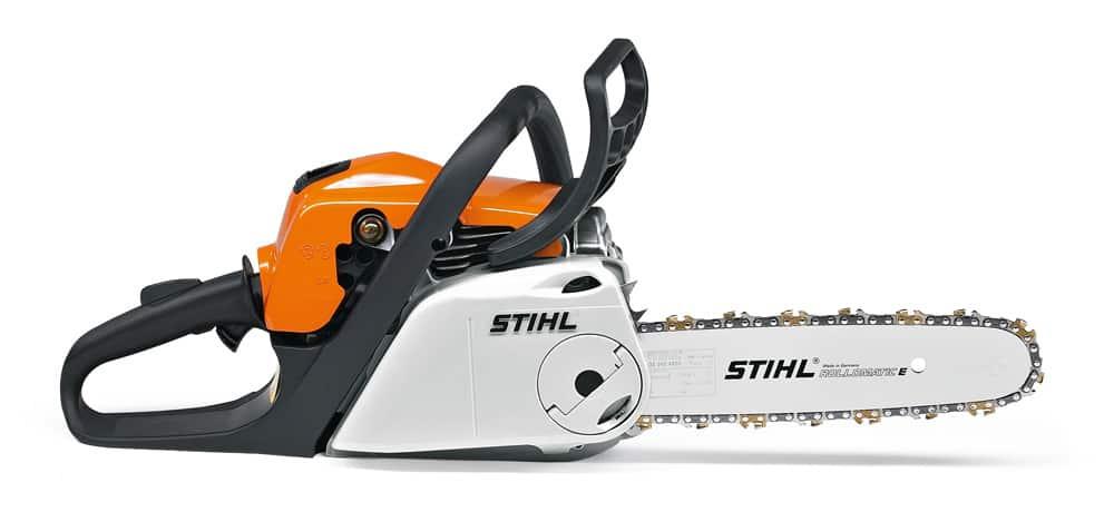 Stihl MS211 C-BE picco duro Chainsaw