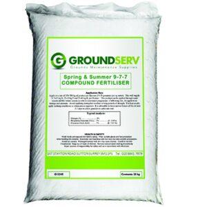Groundserv 9-7-7 fertiliser