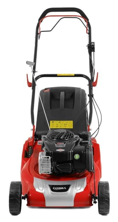 "Cobra RM46SPB 18"" petrol lawnmower"