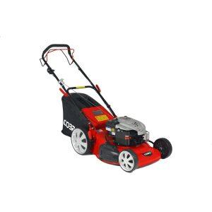 "Cobra M51SPB petrol 4-in-1 20"" lawnmower"