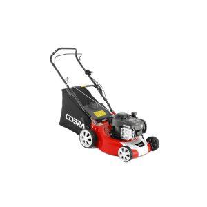 "Cobra M40B 16"" petrol lawnmower"