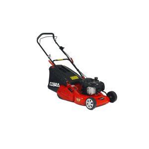 Cobra RM46B petrol rear roller lawnmower