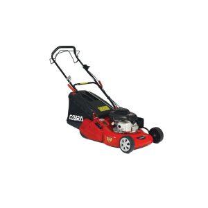 "Cobra RM46SPH 18"" rear roller petrol lawnmower"