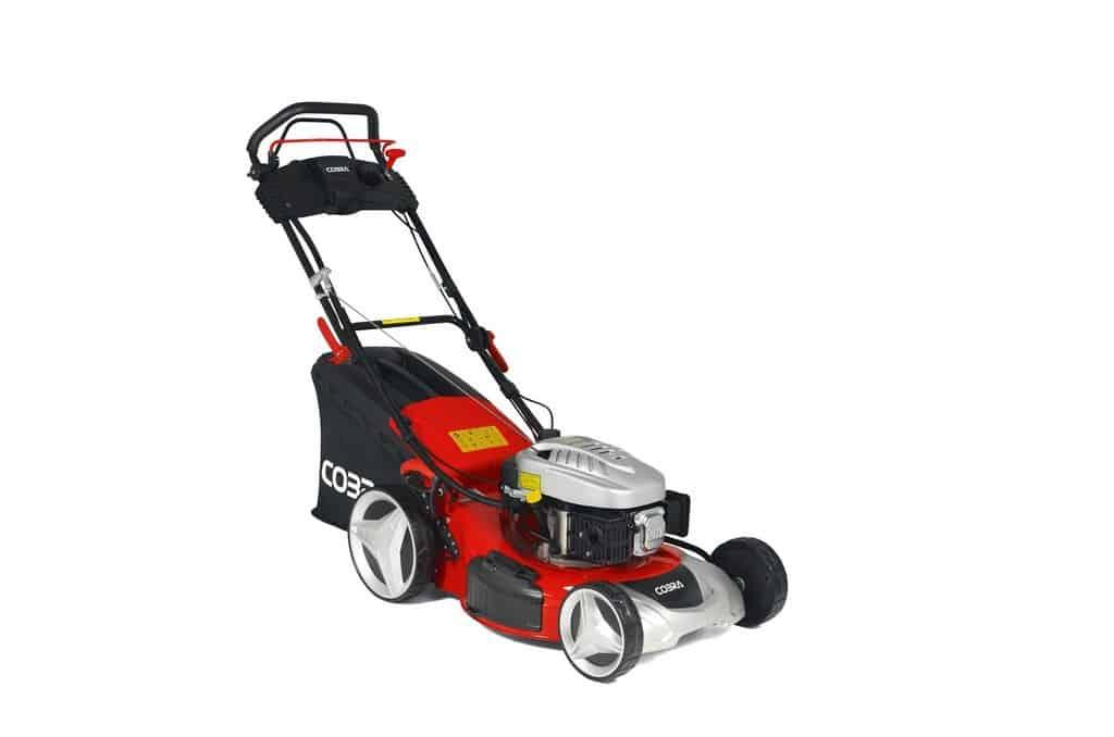 Cobra MX46SPCE petrol 4-in-1 lawnmower Electric start