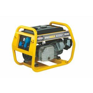 Briggs and Stratton 6000A PRO MAX Generator