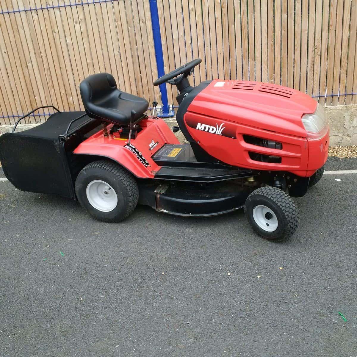MTD Lawnflite 115/76 Tractor