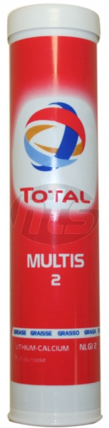 Total Multis 2 Grease 400G