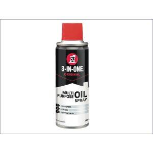 3-in-1 Oil Aerosol Can 200ml x 12