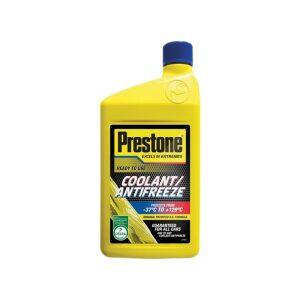 Prestone Coolant/Antifreeze RTU 50/50 1 Litre