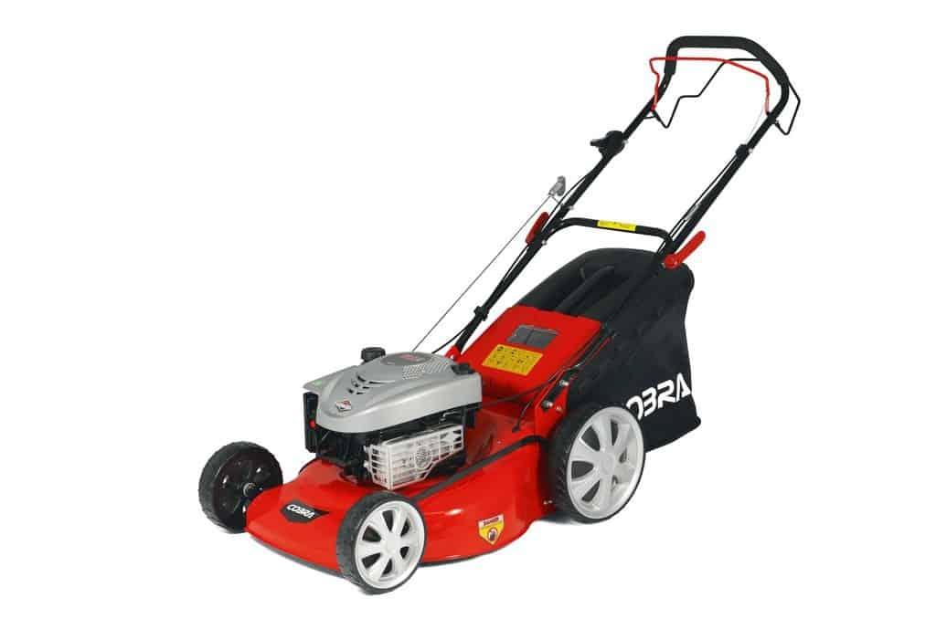 "Cobra M56SPB 22"" Petrol Lawnmower"