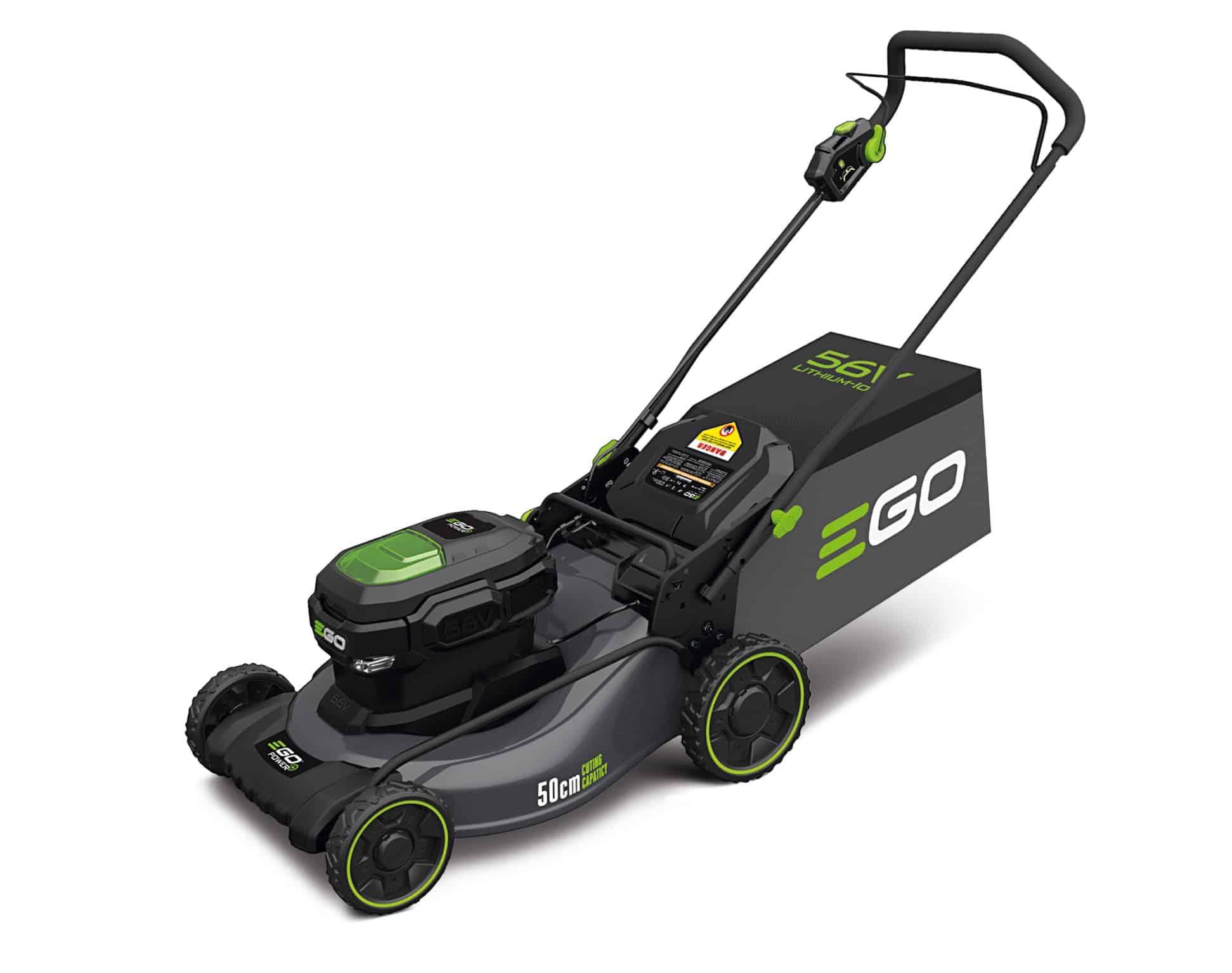 "EGO LM2011EKIT 20"" steel deck push Lawnmower"