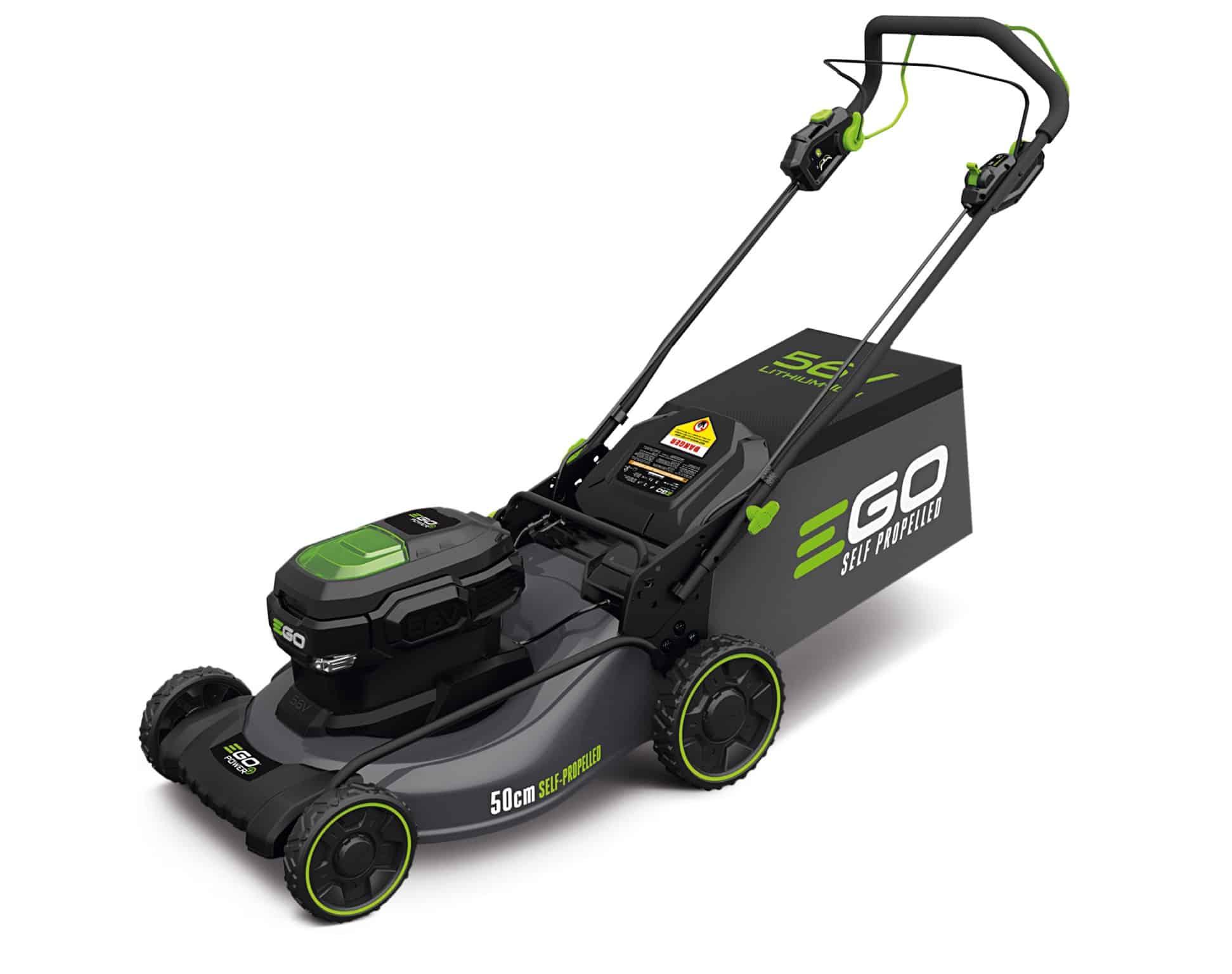 "EGO LM2014EKIT 20"" steel deck autodrive Lawnmower"