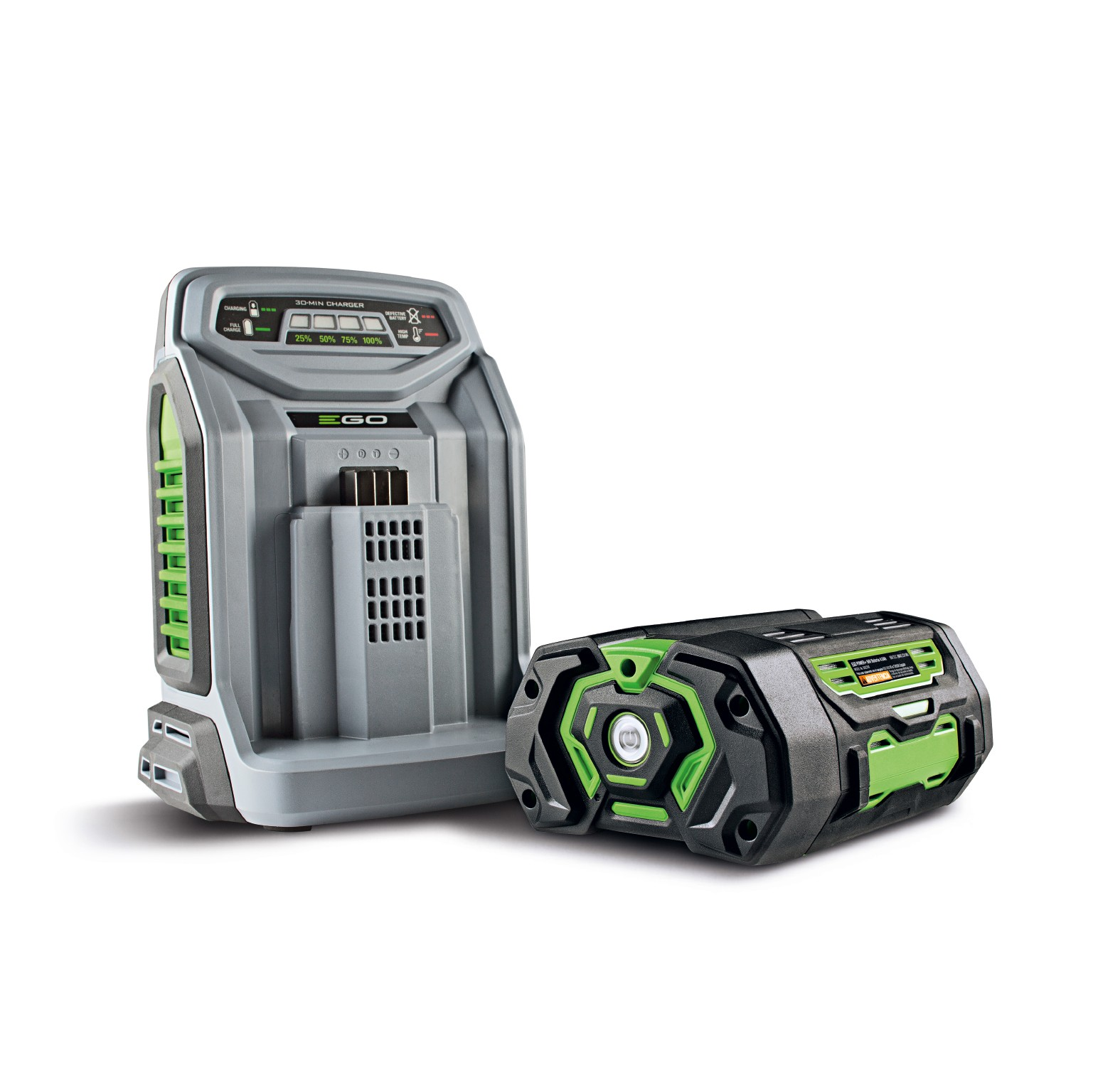 EGO CH5500E Fast charger