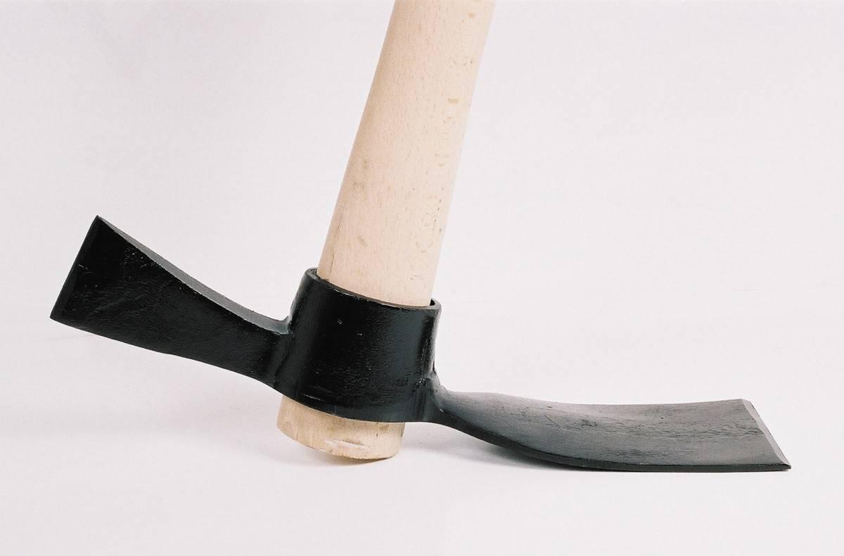 Grubbing mattock handle only
