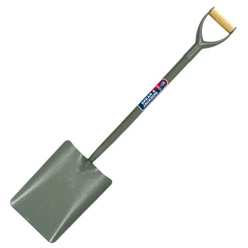 Spear and Jackson Square mouth Shovel