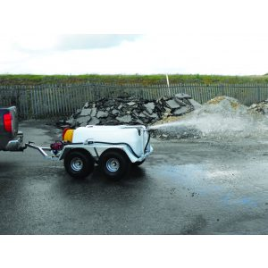Site Tow Motorised Dust Suppression Unit
