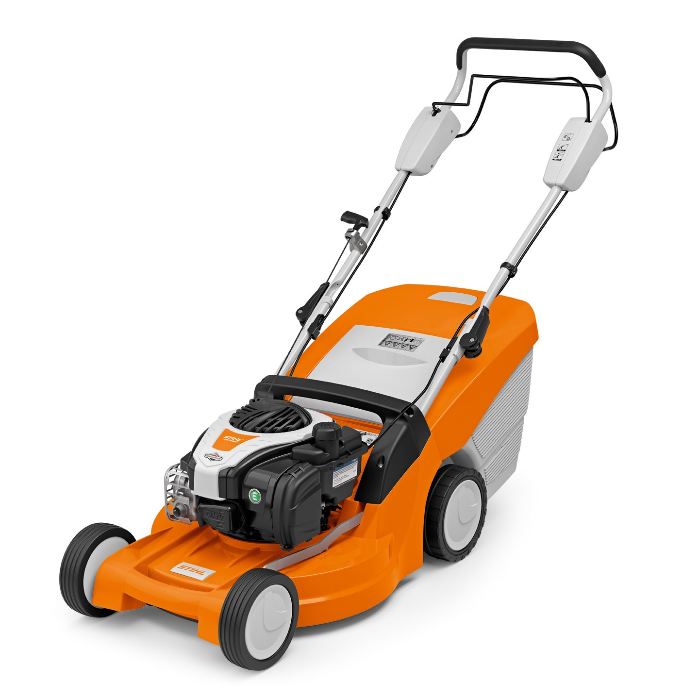 Viking MB 448 T lawn mower with a 46 cm
