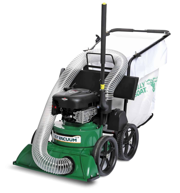 Billy Goat KV600 wheeled vacuum