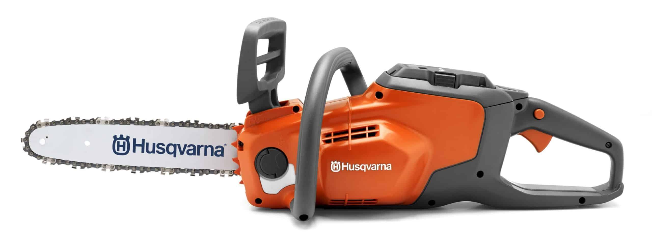 Husqvarna 120i Battery Chainsaw Kit