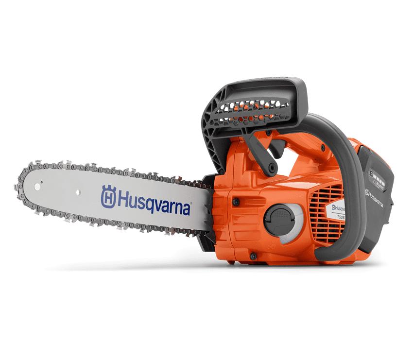 Husqvarna T535i Battery top handle Chainsaw