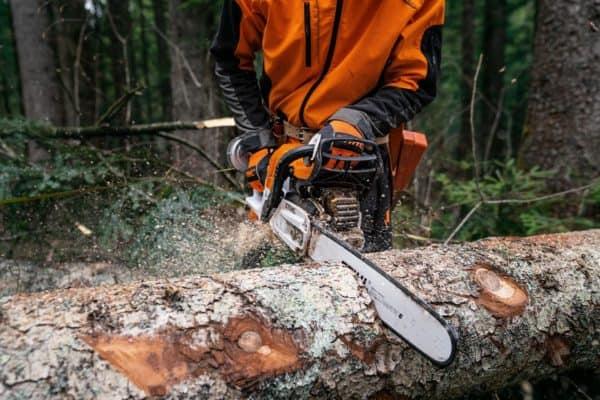 "Stihl MS400 C-M Powerful Professional Chainsaw 16""/20"""