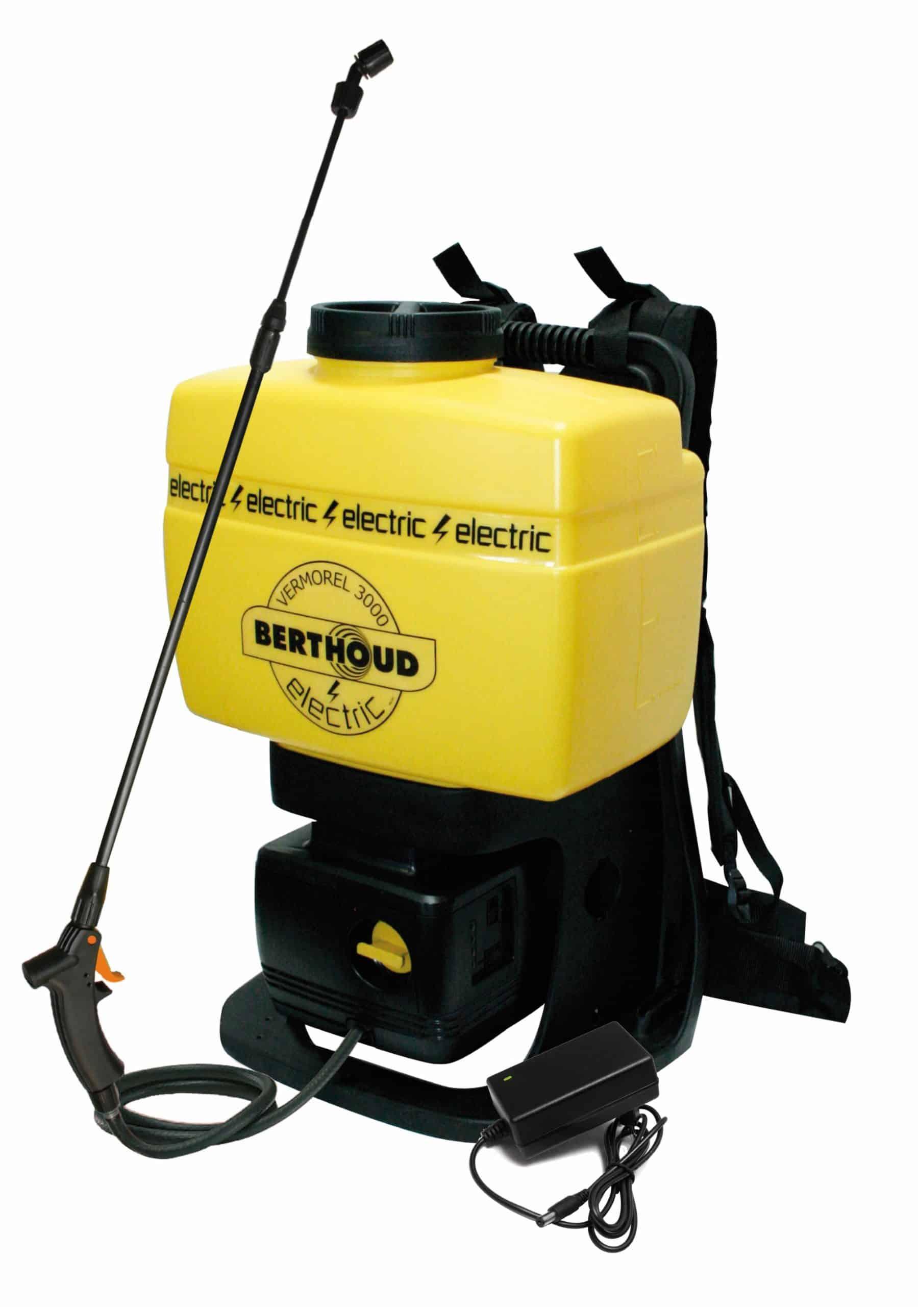 Berthoud Vermorel 3000 - Electric Knapsack Sprayer