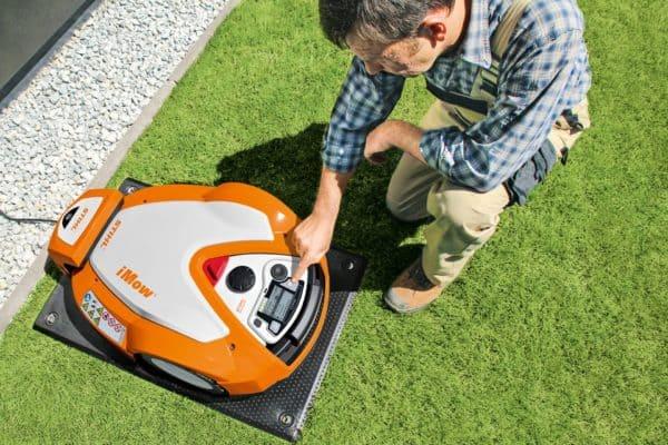 Stihl RMI 632  iMow Robotic Mower