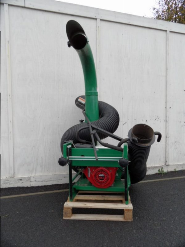 Billy Goat DR1304H Leaf Vacuum Truck loader