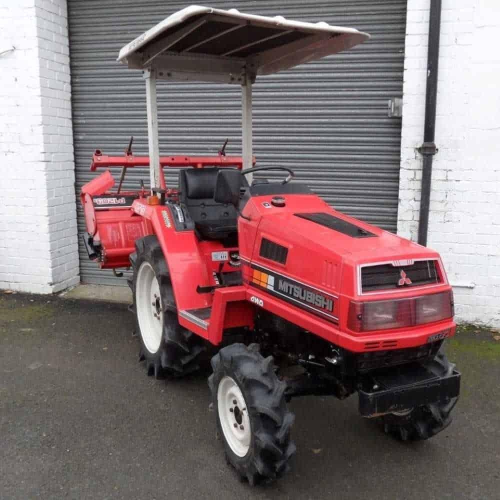 Mitsubishi MT16 Diesel Compact Tractor 16HP