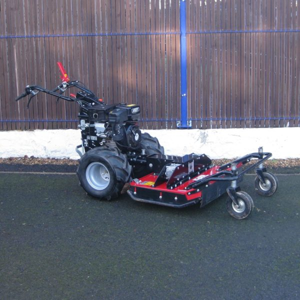 Koppl CL10-2 Two wheel Tractor unit with attachments