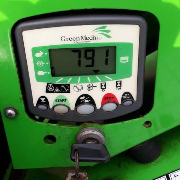 GreenMech Quadchip 160D Chipper